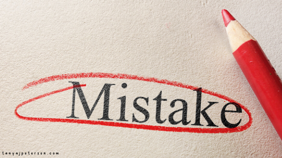 Mistakes And Anxiety Can Go Together. Making Mistakes Can Cause Anxiety, Stress, And Reduced Wellbeing. You Can Choose How You Respond To Decrease Anxiety.