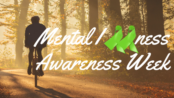 Mental illness awareness week illuminates what mental illness truly is and what it's like to live with. I've learned these 8 things about mental illness.