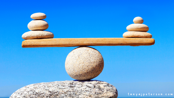 Balance is vital to reducing stress, anxiety and boosting wellbeing. But trying to be balanced can increase stress. Learn a new approach to balance.
