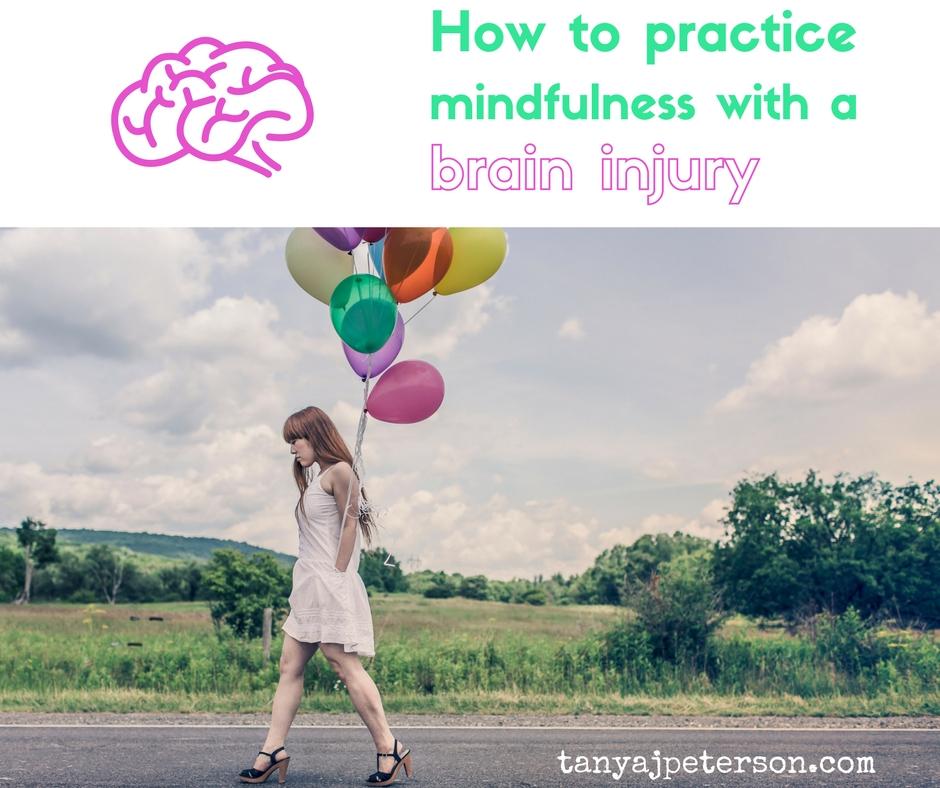 Mindfulness for Traumatic Brain Injury, Mental Health