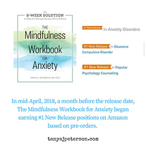 Create Wellbeing, Reduce Anxiety Using Mindfulness.