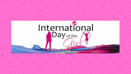 International Day of the Girl is a day to reflect on our inner strength despite outer hardship. Abuse, trauma, and people don't diminish girls, women.