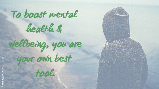 The mind-body connection means that you are your own best tool for wellbeing and mental health. Learn how and why the bodymind and you are your best tools.