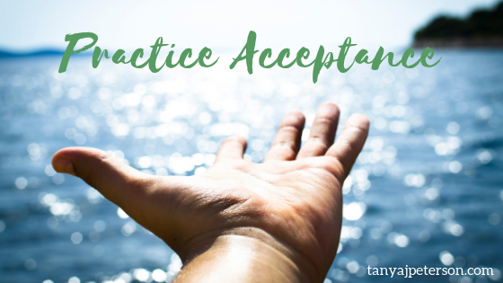Practice Acceptance To Free Yourself From Mental Health Struggles Holding You Back. Discover What Acceptance Means And Why You Should Practice It.