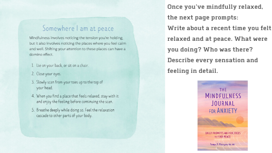 Guided journaling enhances wellbeing by helping you improve your thoughts.Did you know that it can also help you override your body's stress reaction?