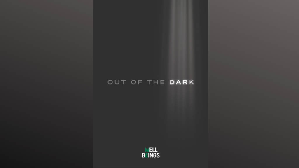Depression in teens brings difficulties. Out of the Dark, a series from WellBeings showcases the struggle and mental toughness out of teen depression.