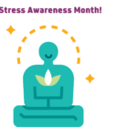 April Is Stress Awareness Month. The Yerkes-Dodson Law Says Balanced Stress Is Best. Here's How That Will Benefit Us And A Tip To Achieve It.
